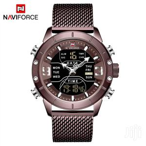 Naviforce Top Brand Luxury 9153 Sport Digital/ Analog Military Watch