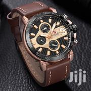 Naviforce NF9137 Brown Watch | Watches for sale in Greater Accra, Akweteyman