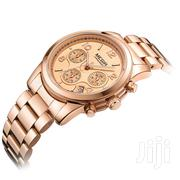 Women Chronograph Megir Watch Rosegold | Watches for sale in Greater Accra, Akweteyman