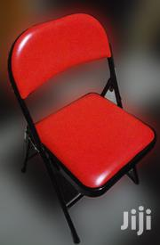 Nice Quality Leather Foldable Chair Available In Different Types | Furniture for sale in Greater Accra, Accra Metropolitan