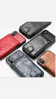 Leather Detachable Wallet Case 4 iPhone Xsmax Xr Xs X 8plus 7plus 8 7 | Accessories for Mobile Phones & Tablets for sale in Greater Accra, Cantonments