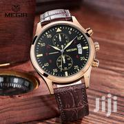Chronograph Megir Business Watch | Watches for sale in Greater Accra, Akweteyman