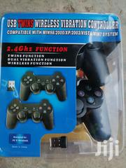 Computer Wireless Double Controllers | Video Game Consoles for sale in Greater Accra, Achimota
