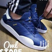 Adidas Silvas - Navy Blue | Shoes for sale in Greater Accra, Dansoman