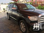 Toyota Sequoia 2008 Black | Cars for sale in Greater Accra, Adenta Municipal