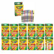 Crayola Crayons, 24 Ct. (1 Case Of 12 Packs) | Babies & Kids Accessories for sale in Greater Accra, Accra Metropolitan
