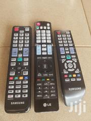 Original Samsung And LG Remote Controls | TV & DVD Equipment for sale in Greater Accra, Achimota