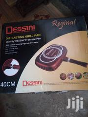 Original Quality - DESSINI Double Grill Pan Nonstick | Kitchen & Dining for sale in Greater Accra, Akweteyman