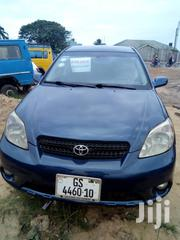 Toyota Matrix 2006 Blue | Cars for sale in Greater Accra, Tema Metropolitan