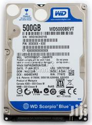 WD 500gb Laptop Hard Drive | Computer Hardware for sale in Greater Accra, Dansoman