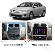 Corolla 2009/2012 Android Dvd Radio Touch Screen Player | Vehicle Parts & Accessories for sale in Greater Accra, Abossey Okai