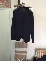 River Island Suit For Sale,Size 40 Slim Fit Blue Black Suit | Clothing for sale in Greater Accra, Airport Residential Area