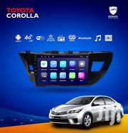 Corolla 2014/2016 Android Dvd Radio Touch Screen Player | Vehicle Parts & Accessories for sale in Greater Accra, Abossey Okai