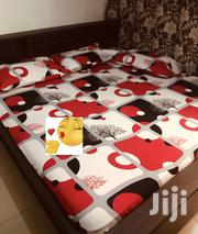 Queen Size Bed With Matress | Furniture for sale in Greater Accra, Achimota