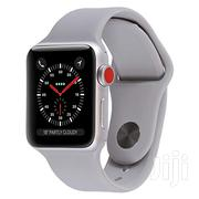 Apple Watch Series 3 GPS 38mm White Space Grey | Smart Watches & Trackers for sale in Greater Accra, Darkuman