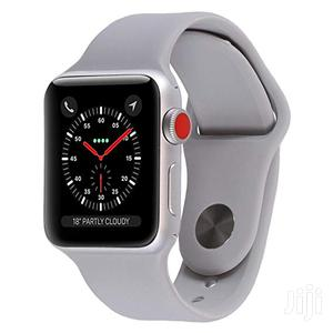 Apple Watch Series 3 GPS 38mm White Space Grey
