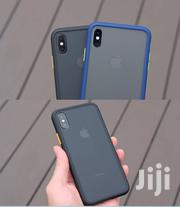 Matte Shockproof Case for iPhone 11pro Xsmax Xr Xs X 8plus 6plus 8 7 6 | Accessories for Mobile Phones & Tablets for sale in Greater Accra, East Legon