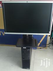 Desktop Computer Lenovo ThinkCentre 24 8GB Intel Core i7 SSD 256GB   Laptops & Computers for sale in Greater Accra, Accra new Town