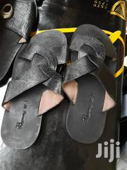 Mens Quality Shoe Leather Slipper And Sandals | Shoes for sale in Greater Accra, Accra new Town