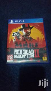 Red Dead Redemption 2 Ps4 Cd | Video Game Consoles for sale in Central Region, Cape Coast Metropolitan