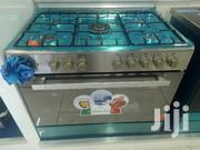 Italian Design Midea 90x60cm 5 Gas Burner | Kitchen Appliances for sale in Greater Accra, Kokomlemle