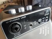 Behringer U-phoria UM2 USB Audio Interface | Audio & Music Equipment for sale in Greater Accra, Tema Metropolitan