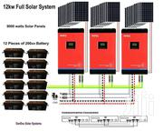 12 Kilowatt's Solar Package | Solar Energy for sale in Greater Accra, Burma Camp