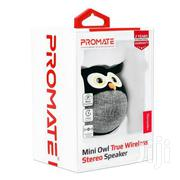 Promate Hedwig Mini Owl True Wireless Stereo Speaker | Audio & Music Equipment for sale in Greater Accra, Accra Metropolitan