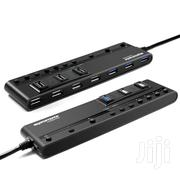 Promote Masterhub High Performance 10-Port USB Hub | Computer Accessories  for sale in Greater Accra, Accra Metropolitan