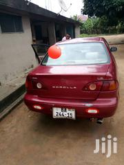Toyota Corolla 2001 Red | Cars for sale in Ashanti, Kwabre