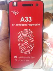New Itel A33 16 GB Gold | Mobile Phones for sale in Greater Accra, Kokomlemle