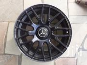 MERCEDES BENZ AMG RIM 18 Going For A Cool Deal | Vehicle Parts & Accessories for sale in Greater Accra, Abossey Okai
