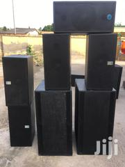 Double Mach Bass And Dare Tops | Audio & Music Equipment for sale in Greater Accra, Kwashieman