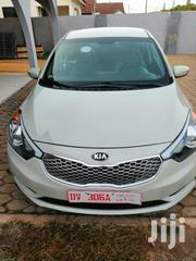 Kia Forte 2018 EX Hatchback Yellow | Cars for sale in Eastern Region, Kwahu West Municipal