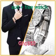 Suit Plus Free Watch | Clothing for sale in Greater Accra, Achimota