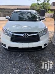 Toyota Highlander 2015 White   Cars for sale in Greater Accra, East Legon