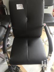 Visitors Chair - Executive and Leather | Furniture for sale in Greater Accra, Accra Metropolitan
