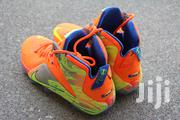 Lebron 12 Orange Color U.S Size 11 | Shoes for sale in Greater Accra, Lartebiokorshie