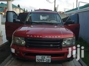 Land Rover Range Rover Sport 2006 HSE 4x4 (4.4L 8cyl 6A) Red | Cars for sale in Greater Accra, Ga South Municipal