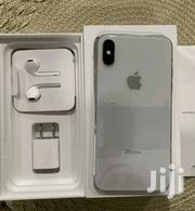 New Apple iPhone X 256 GB Silver   Mobile Phones for sale in Greater Accra, Accra Metropolitan