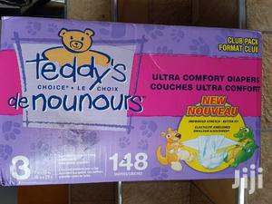 Teddy's Diapers