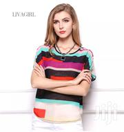Chiffon Multicoloured Ladies Top | Clothing for sale in Greater Accra, Achimota