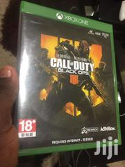 Call Of Duty Black Ops 4 Xbox One | Video Game Consoles for sale in Greater Accra, North Kaneshie
