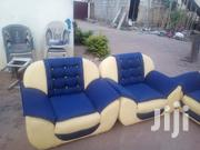 Elegant And Stylish Living Room Sofa Set(3 Seater=1, 2 Seater=2, Singl | Furniture for sale in Greater Accra, Ga East Municipal