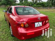 Toyota Corolla 2010 Red | Cars for sale in Greater Accra, Ga South Municipal