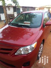 Toyota Corolla 2012 Red | Cars for sale in Greater Accra, Ga South Municipal