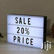 30cm Message Light Box | Home Accessories for sale in Greater Accra, Accra Metropolitan