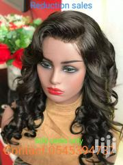 Mongolian Lace Frontal Wig | Hair Beauty for sale in Greater Accra, Nungua East