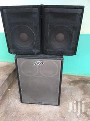 18 Bass Speaker And 12mid Tops | Audio & Music Equipment for sale in Greater Accra, Kwashieman