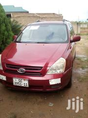 Kia Sedona 2007 2.9 CRDi Automatic Red | Cars for sale in Greater Accra, Kokomlemle